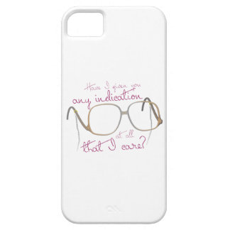 Sofia Quote - The Golden Girls iPhone SE/5/5s Case