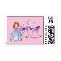 Sofia: Ready to be a Princess Postage