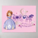 Sofia: Ready to be a Princess Poster