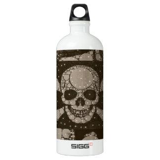Sofia Skull Bling SIGG Traveler 1.0L Water Bottle