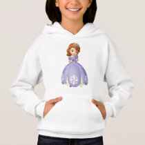 Sofia the First 1 Hoodie