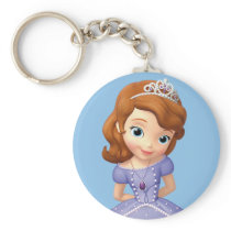 Sofia the First 1 Keychain