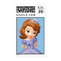 Sofia the First 1 Postage