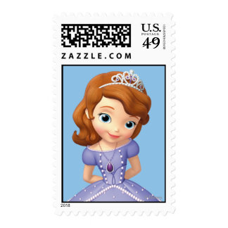 Sofia the First 1 Postage Stamps