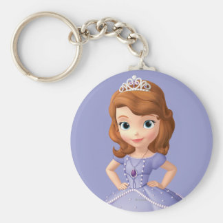 Sofia the First 2 Keychains