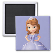 Sofia the First 2 Magnet