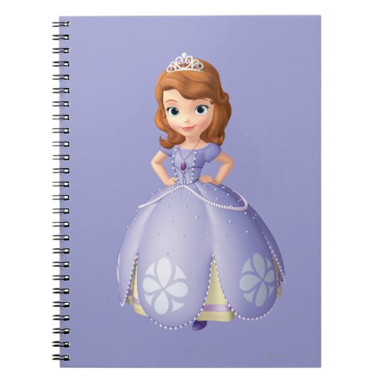 Sofia the First 2 Notebook