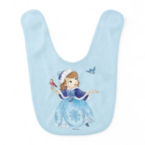 Sofia the First | Sofia The First With Friends Baby Bib