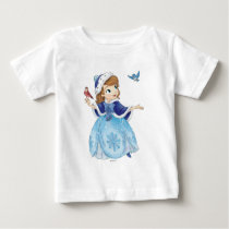 Sofia the First | Sofia The First With Friends Baby T-Shirt