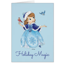 Sofia the First | Sofia The First With Friends Card