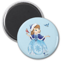 Sofia the First | Sofia The First With Friends Magnet