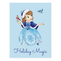 Sofia the First | Sofia The First With Friends Postcard