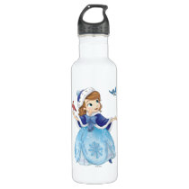 Sofia the First | Sofia The First With Friends Stainless Steel Water Bottle