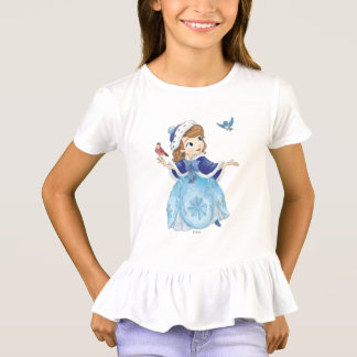 Sofia the First | Sofia The First With Friends T-Shirt