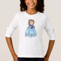 Sofia the First | Sofia's Snowflake Gown