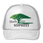 Sofista del árbol de sombra gorra