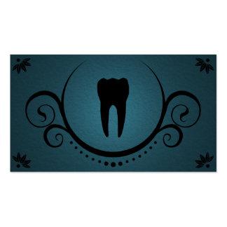 sofisticaciones dentales plantillas de tarjetas personales