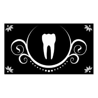 sofisticaciones dentales tarjetas personales