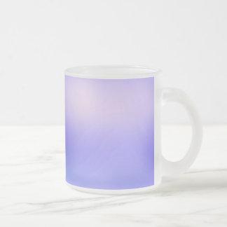 Soft 3967 frosted glass coffee mug