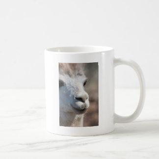 Soft Alpaca Nose Coffee Mug