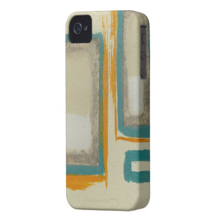 Soft And Bold Rothko Inspired Abstract iPhone 4 Cover