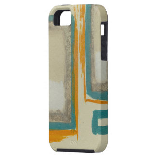 Soft And Bold Rothko Inspired Abstract iPhone SE/5/5s Case