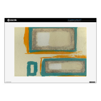 "Soft And Bold Rothko Inspired Abstract Skins For 15"" Laptops"