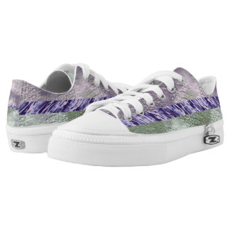 Soft as a Rock Lo Top Printed Shoes