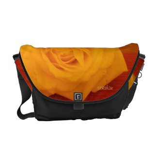 Soft as a Rose Messenger Bags