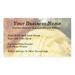 Soft Balls Of Yarn Business Card