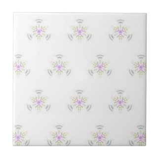 Soft Barely There Pastels Seamless Pattern Tile