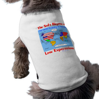 Soft Bigotry Of Low Expectations Pet T-shirt