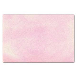 Soft blended pink blends tissue paper