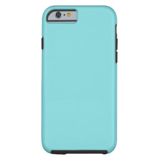 Soft Blue Color Tough iPhone 6 Case