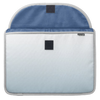 "Soft Blue Macbook Pro 15"" Sleeve"