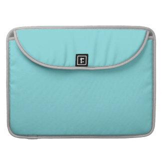 Soft Blue MacBook Pro Sleeves
