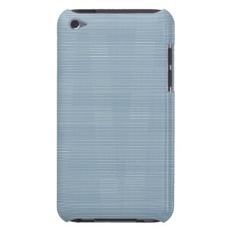 Soft Blue pattern, iPod hard shell case