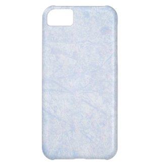 Soft Blue Tint Rowan Cover For iPhone 5C