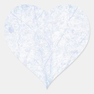 Soft Blue Tint Rowan Sticker