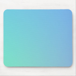 Soft Blues Mouse Pad