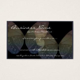 Soft Butterflies Business Cards