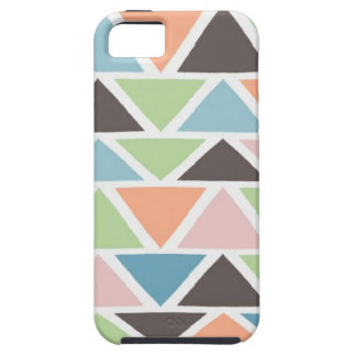 Soft cake triangles iPhone 5/5S Vibe iPhone SE/5/5s Case