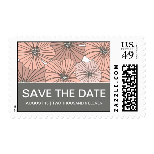 SOFT CHIC | SAVE THE DATE POSTAGE