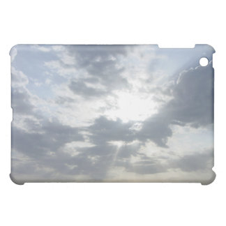Soft clouds Hard Shell IPad Case
