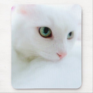 Soft Clouds Mouse Pad