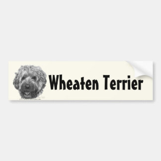 Soft-Coated Wheaten Terrier Bumper Stickers