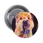 Soft Coated Wheaten Terrier Buttons