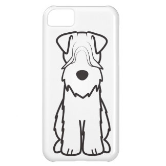 Soft Coated Wheaten Terrier Case For iPhone 5C