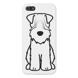 Soft Coated Wheaten Terrier Cover For iPhone SE/5/5s