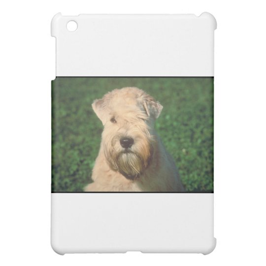 Soft Coated Wheaten Terrier Cover For The iPad Mini